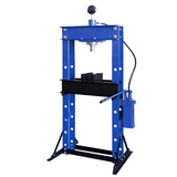 30T   HYDRAULIC SHOP PRESS WITH GAUGE