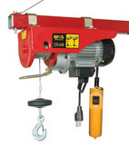 Electric Cable Hoist with single phase motor, IP54 110V~60Hz WT-440/880B