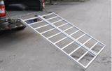 2 in 1 Aluminum Ramp 600LBS FOR SINGLE, 1200LBS FOR COMBINED