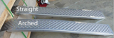 400kgs Aluminum Ramp STRAIGHT AND ARCHED MODEL 2M AND 1.5M LENGTH